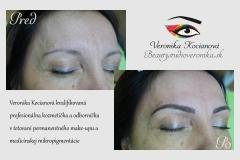 Najlepší permanentný makeup Veronika Kocianová