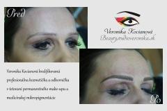Opravy permanentného make-upu a nové tetovania permanentneho makeupu veronika kocianova