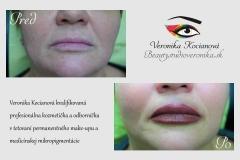 permanentný make-up microblading pier ktoré sú plne kolorované tmavšia farba vždy vybledne o dva až tri odtiene