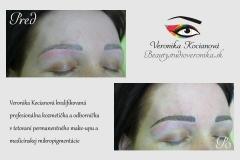 Permanentný make-up  Veronika Kocianová Bratislava