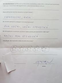 Vrelo odporúčam si nechať urobiť tetovanie permanentu u Veroniky Kocianovej